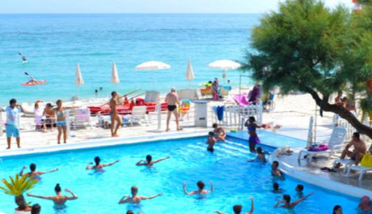 Girasole Beach Resort Marotta